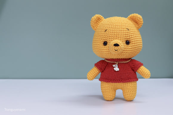 Pooh - Finished product - Order