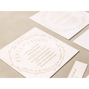 How To :: Word Your Invitations