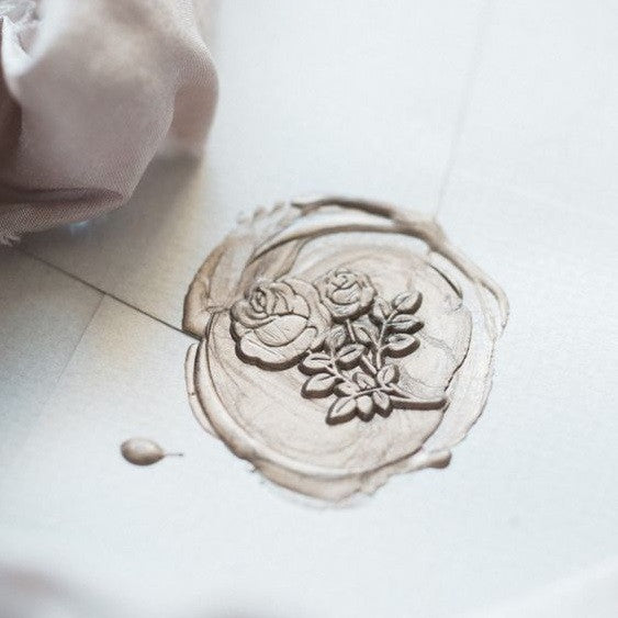 Wax Seals: The Perfect Finishing Touch