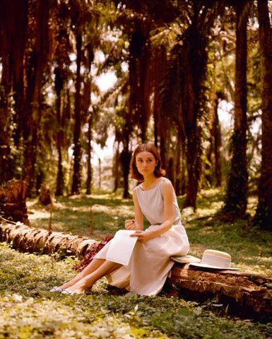 audrey hepburn letter writing