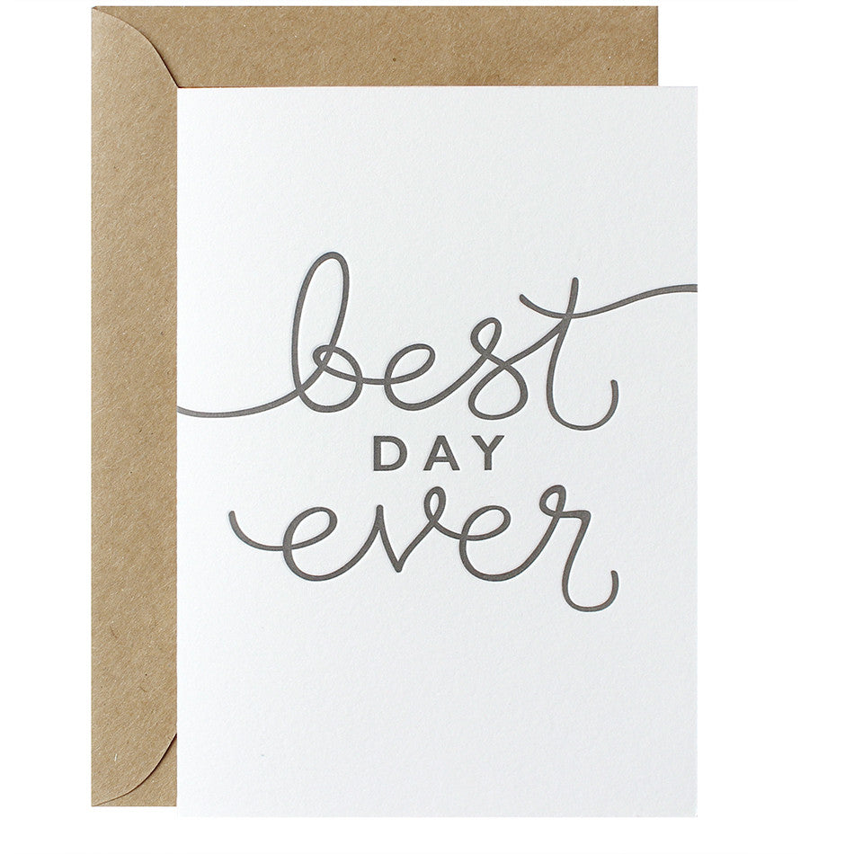 Greeting cards terrace press best day ever kristyandbryce Choice Image