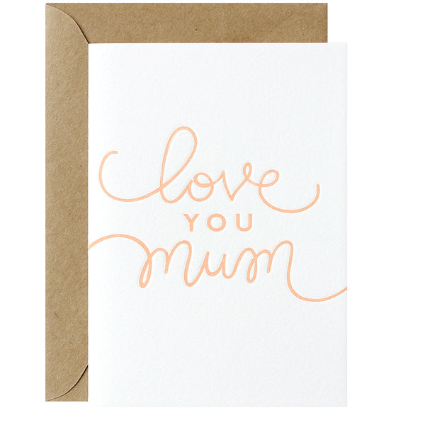 Love You Mum - Terrace Press
