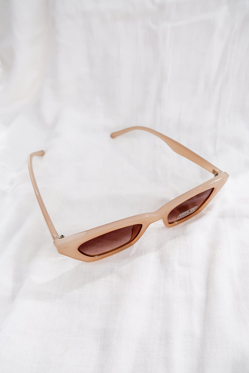 Day Dreaming Sunglasses Beige