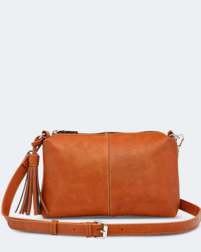 Baby Daisy Crossbody Bag Tan