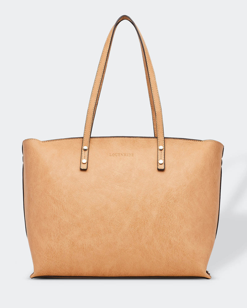 Riley Bag Trio Camel