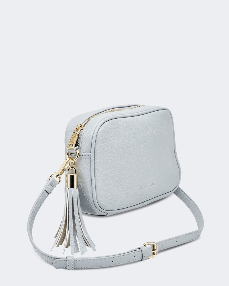 Gigi Crossbody Bag Blue Grey