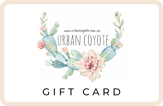 Urban Coyote Gift Card