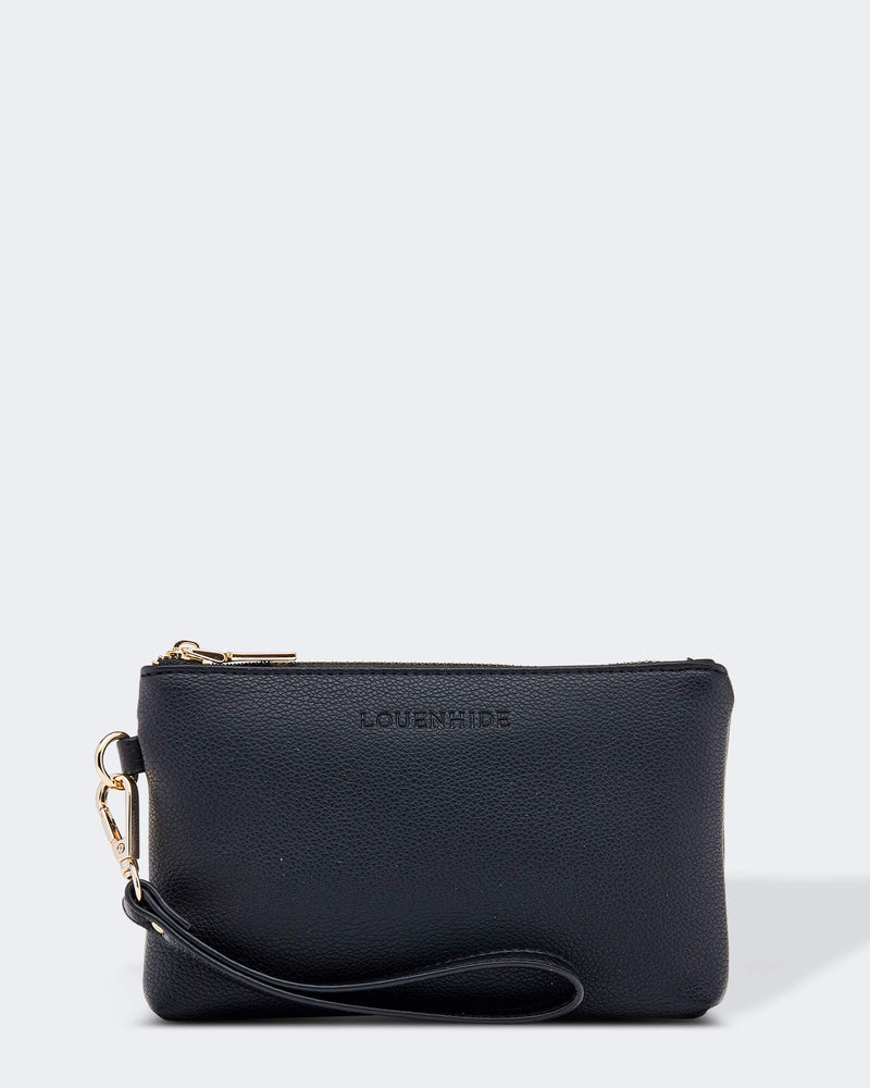 Perry Clutch Black