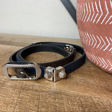 Load image into Gallery viewer, Balenciaga Motocross Studded Leather Belt