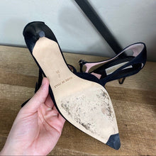 Load image into Gallery viewer, Michael Kors Vintage Suede Kitten Heel