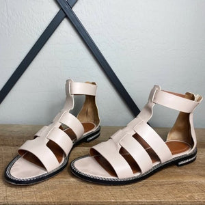 Givenchy Double Chain Gladiator Sandal