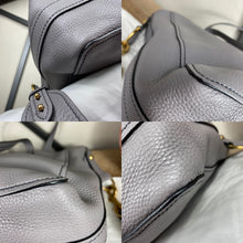 Load image into Gallery viewer, Christian Dior D-Bee Leather Tote