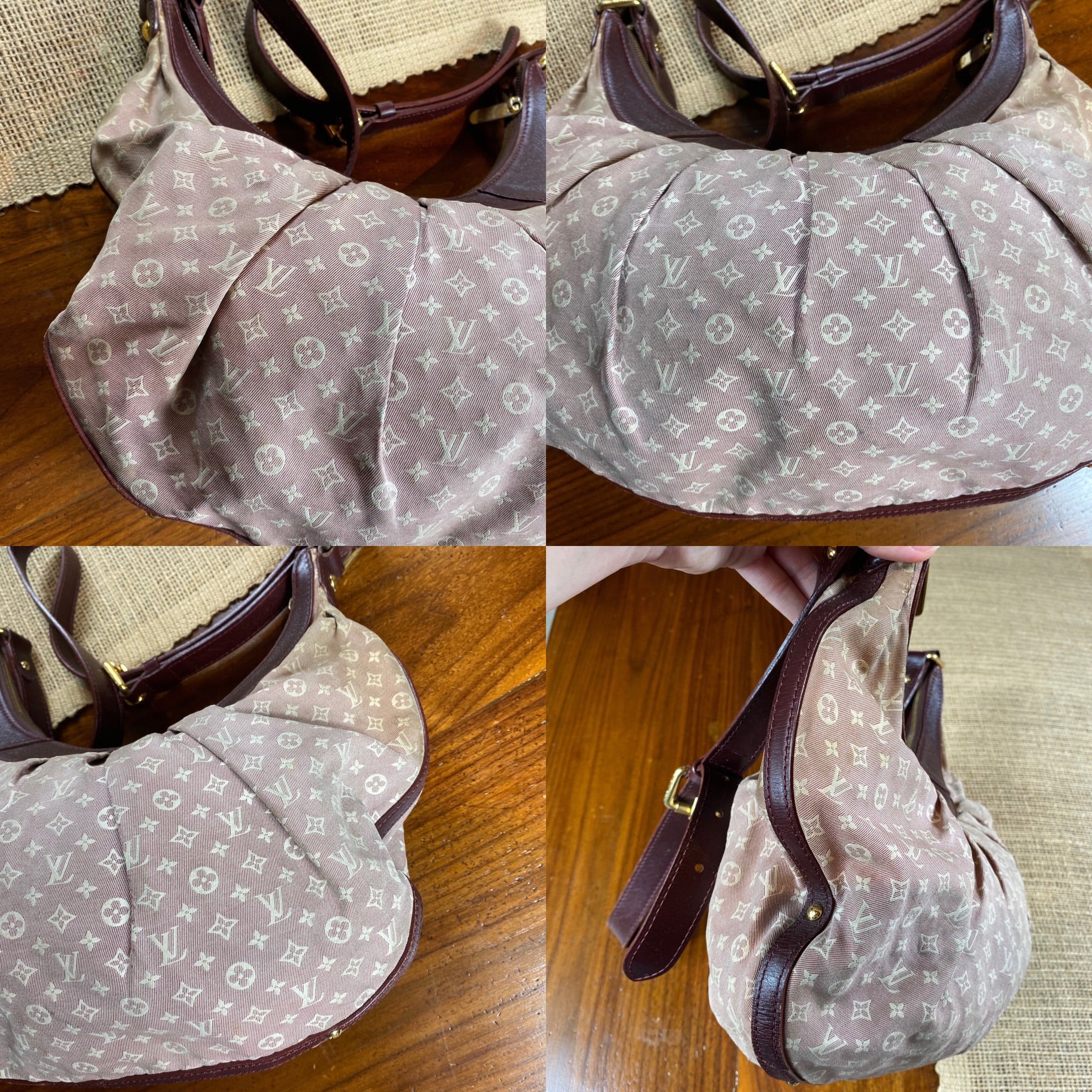Louis Vuitton Idylle Rhapsodie Monogram MM