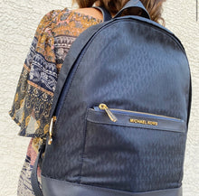 Load image into Gallery viewer, Michael Kors Morgan Monogram Backpack