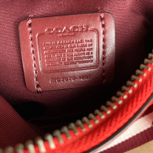 Coach Jess Slim Leather Crossbody Bag