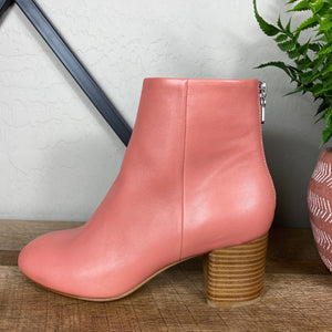 Rag & Bone Drea Smooth Leather Ankle Booties