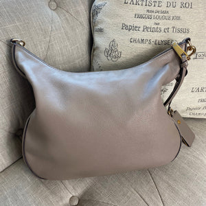 Marc Jacobs Recruit Pebbled Leather Hobo Bag
