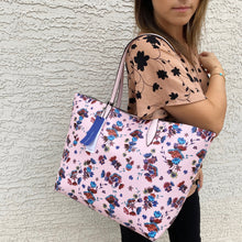 Load image into Gallery viewer, Rebecca Minkoff Heather Floral Large Tote