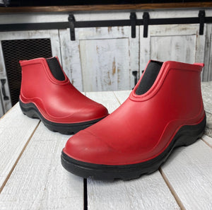 Sloggers Rain & Garden Ankle Boots