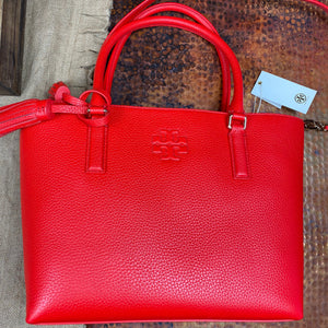Tory Burch Thea Small Convertible Tote Bag