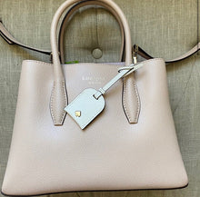 Load image into Gallery viewer, Kate Spade New York Eva Leather Satchel Crossbody