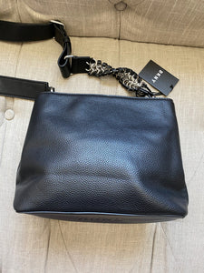 DKNY Irvington Bucket Hobo Vegan Leather Bag