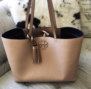 Tory Burch McGraw Large Tote