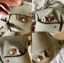Load image into Gallery viewer, Chloé Angie Small Leather Crossbody Bag