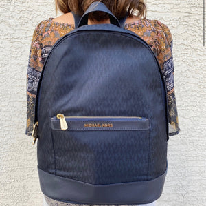 Michael Kors Morgan Monogram Backpack