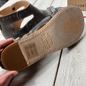 Bed Stu Soto Leather Roman Sandal