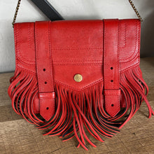 Load image into Gallery viewer, Proenza Schouler PS1 Large Fringe Chain Wallet Bag