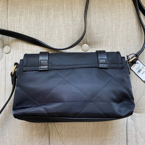 Tommy Hilfiger Quilted Fold Over Crossbody Bag