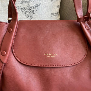 Radley London Florence Terrace Leather Tote