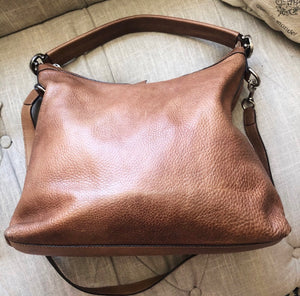 Gucci Miss GG Leather Crossbody Shoulder Bag