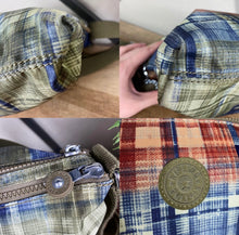 Load image into Gallery viewer, Kipling Alvar Plaid Crossbody Bag