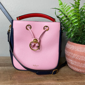 Mulberry Hampstead Leather Crossbody Bag
