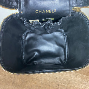 Chanel Timeless Vintage Vanity Case