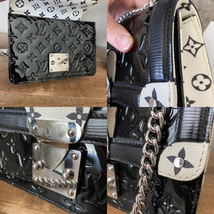 Louis Vuitton Vernis Wynwood Shoulder Bag