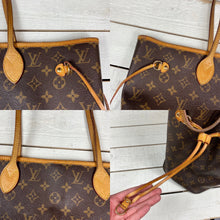 Load image into Gallery viewer, Louis Vuitton Monogram MM Neverfull Tote