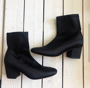 Joie Yvettia Stretch Sock Ankle Boot