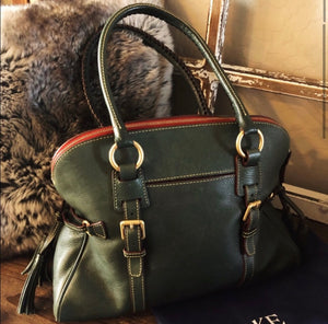 Dooney & Bourke Florentine Dome Satchel