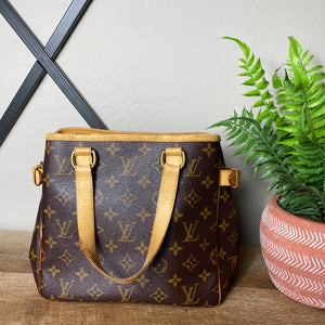Louis Vuitton Batignolles Vertical PM Handbag