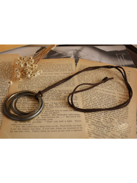 Necklaces Women Casual Vintage Cool