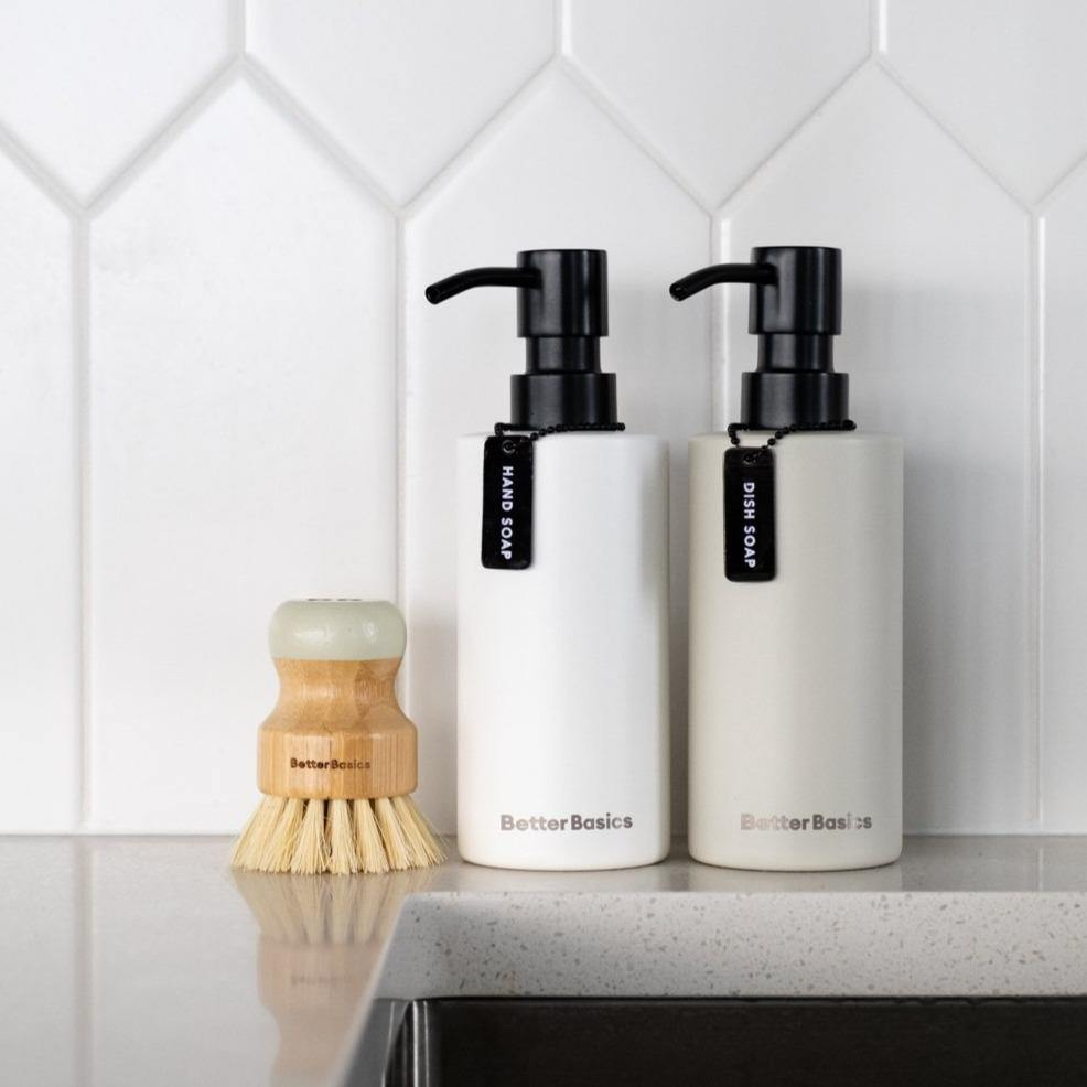 The Ever Soap Dispenser - Container - Better Basics Eco-Friendly Products - Vancouver Canada