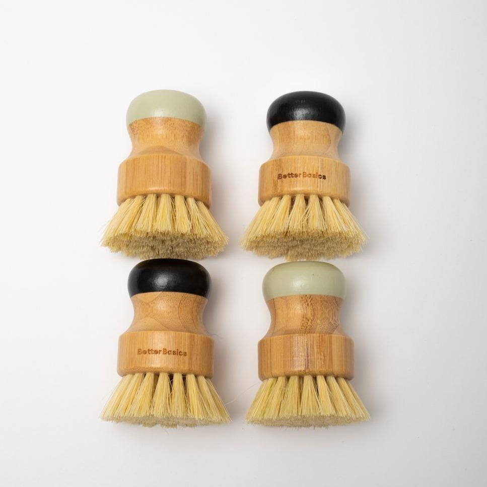 The Better Bristles Dish Brush - Kitchen - Better Basics Eco-Friendly Products - Vancouver Canada