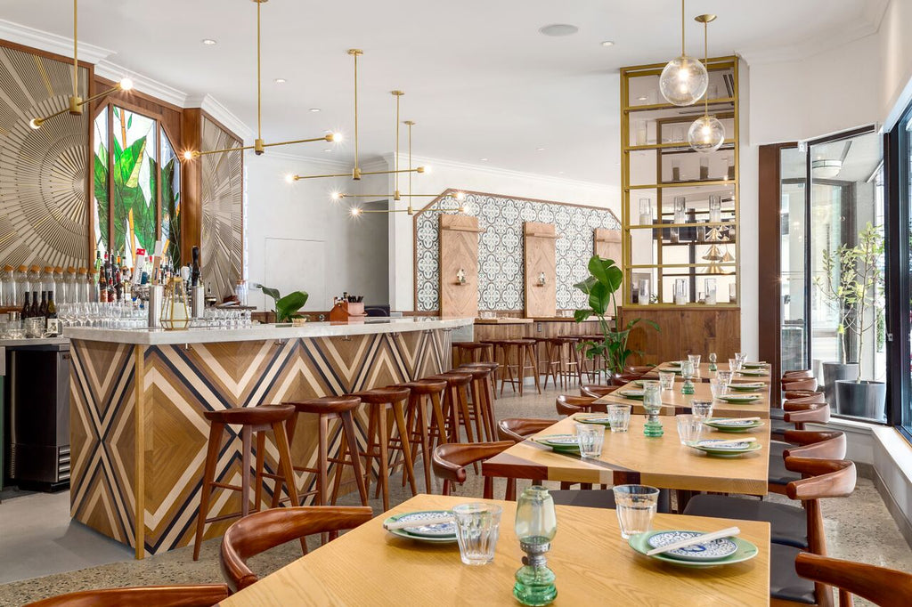Local interior designers go global at Vancouver's most photogenic restaurants