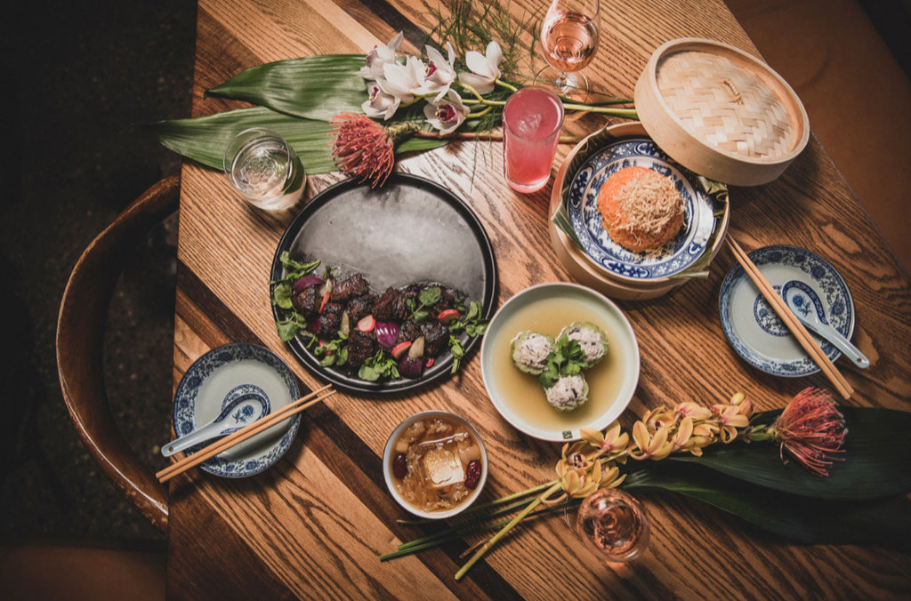 Anh and Chi to Debut New Dishes in Celebration of Tet and Valentine's Day
