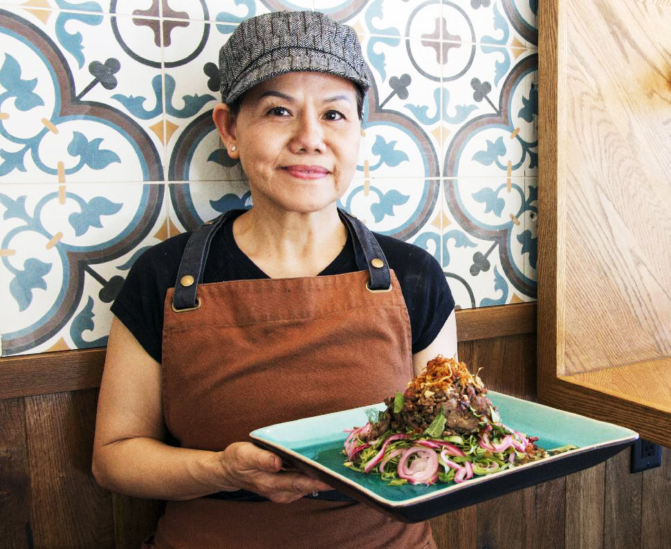 Anh and Chi just reinvented Vietnamese restaurant scene
