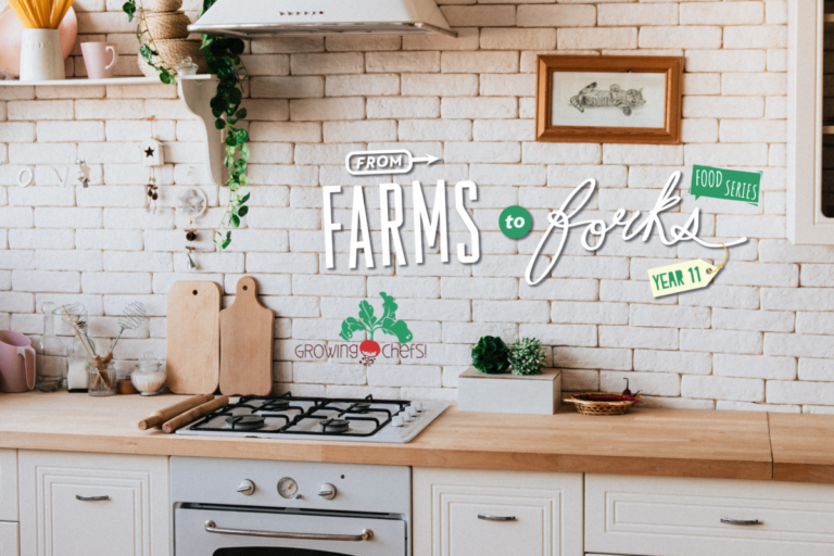 "ANH AND CHI SUPPORTS GROWING CHEFS' ""FROM FARMS TO FORKS"" FOOD SERIES"