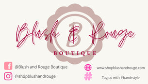 Blush And Rouge Boutique